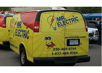 Mr. Electric Kelowna Electricians