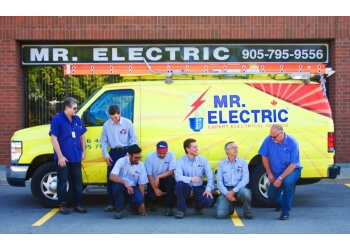 Mississauga electrician Mr. Electric