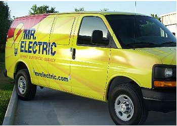 Sault Ste Marie electrician Mr. Electric