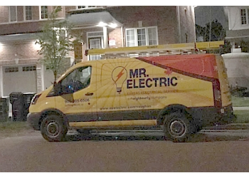 Vaughan electrician Mr. Electric