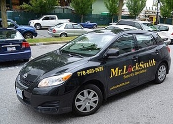 Coquitlam locksmith Mr. Locksmith