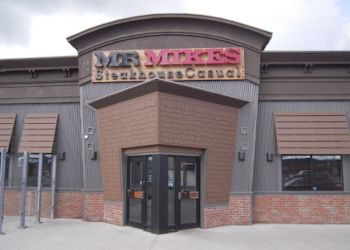 Prince George steak house MR MIKES SteakhouseCasual