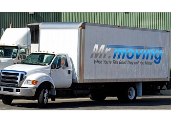 Richmond Hill moving company Mr. Moving Inc.