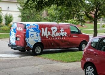 Kitchener plumber Mr. Rooter Plumbing
