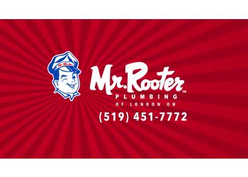 London plumber Mr Rooter Plumbing
