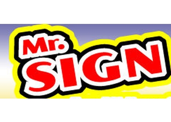 Vaughan sign company Mr Sign and Print