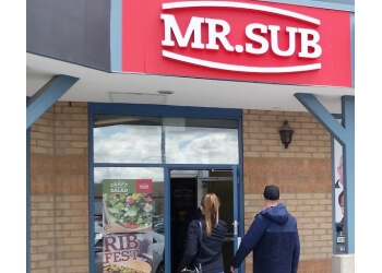 Aurora sandwich shop Mr.Sub