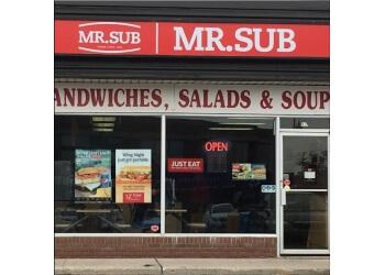 Milton sandwich shop Mr. Sub