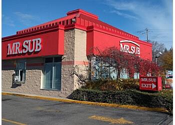 Peterborough sandwich shop Mr. Sub