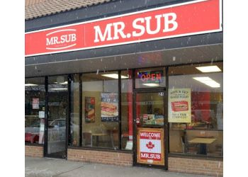Pickering sandwich shop Mr. Sub