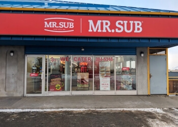 Saskatoon sandwich shop Mr.Sub