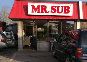 Sault Ste Marie sandwich shop Mr. Sub