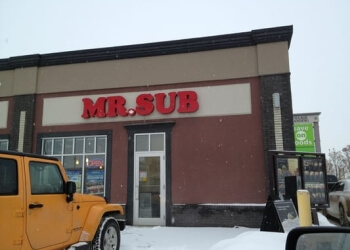 St Albert sandwich shop Mr. Sub