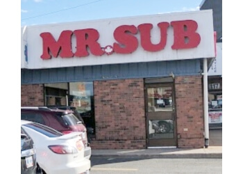 St Johns sandwich shop Mr. Sub