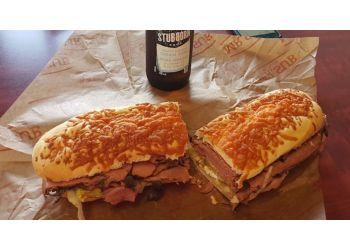 Thunder Bay sandwich shop Mr. Sub