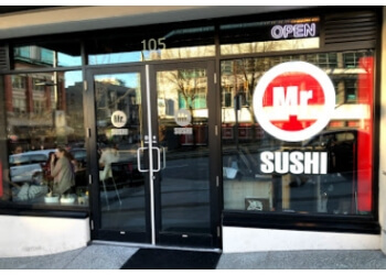 North Vancouver sushi  Mr. Sushi