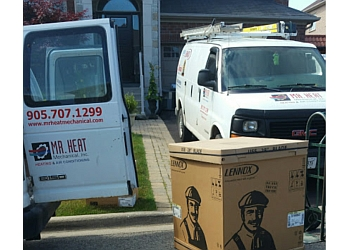 Richmond Hill hvac service Mr. heat mechanical inc.