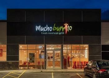 Belleville mexican restaurant Mucho Burrito
