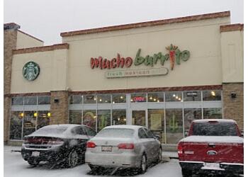 Medicine Hat mexican restaurant Mucho Burrito Fresh Mexican Grill