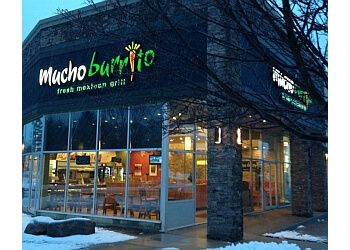 Pickering mexican restaurant Mucho Burrito Fresh Mexican Grill