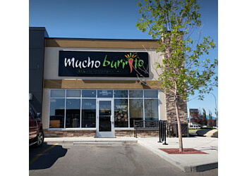 Airdrie mexican restaurant Mucho Burrito Fresh Mexican Grill