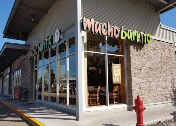 Burnaby mexican restaurant Mucho Burrito Fresh Mexican Grill