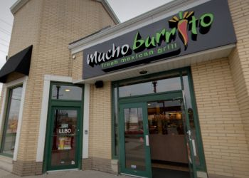 Guelph mexican restaurant Mucho Burrito Fresh Mexican Grill