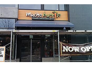 Kelowna mexican restaurant Mucho Burrito Fresh Mexican Grill