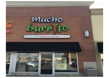 Milton mexican restaurant Mucho Burrito Fresh Mexican Grill