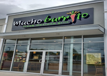 Peterborough mexican restaurant Mucho Burrito Fresh Mexican Grill