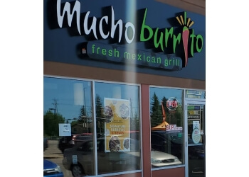 Red Deer mexican restaurant Mucho Burrito Fresh Mexican Grill