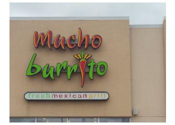 Regina mexican restaurant Mucho Burrito Fresh Mexican Grill