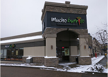 Sherwood Park mexican restaurant Mucho Burrito Fresh Mexican Grill