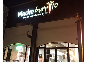 Surrey mexican restaurant Mucho Burrito Fresh Mexican Grill