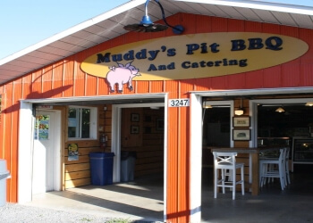 Peterborough bbq restaurant Muddy's Pit BBQ