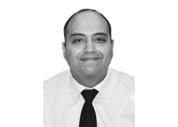 Nanaimo podiatrist Muhammad Shah, DPM - ISLAND FOOT CLINICS
