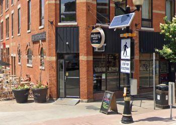 Hamilton cafe Mulberry Street Coffeehouse