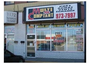 Laval pawn shop Multi-Comptant