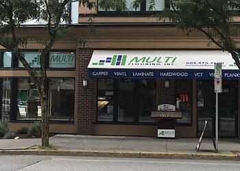 Port Coquitlam flooring company Multi Flooring Inc.