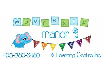 Lethbridge preschool Munchkin Manor Daycare & Learning Centre Inc.