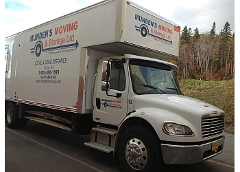 Halifax moving company Munden's Moving & Storage Ltd.