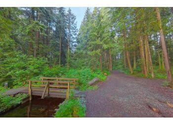 Coquitlam public park Mundy Park