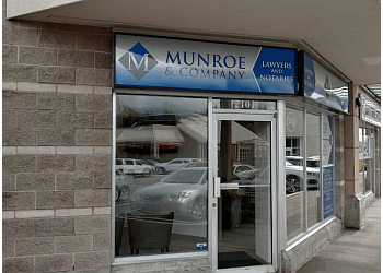Port Coquitlam employment lawyer Munroe & Company