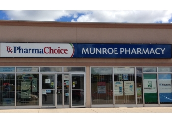 Winnipeg pharmacy Munroe Pharmacy