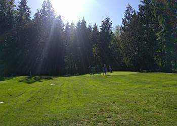 North Vancouver golf course Murdo Fraser Golf Course