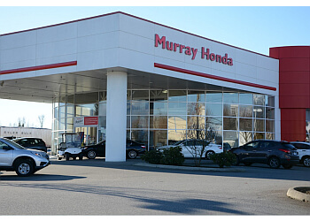 Chilliwack car dealership Murray Honda