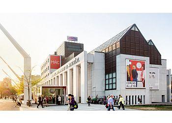 Montreal art gallery Musée d'art contemporain de Montréal