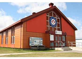 Saguenay places to see Musée de la Défense Aérienne