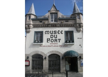 Quebec places to see Musee du Fort