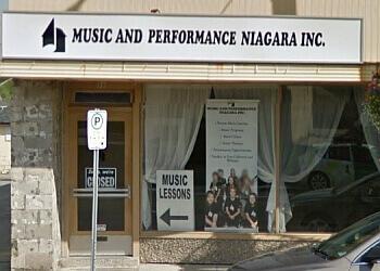 Welland music school Music and Performance Niagara Inc.